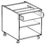 Drawer Line Base Unit
