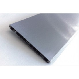 Stainless Steel Effect Plinth