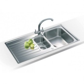 Franke Ascona Sink One and a Half Bowl & Drainer