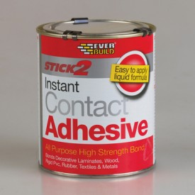 Stick2 Instant Contact Adhesive.