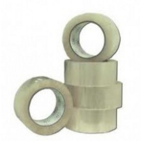 50mm Clear Tape 6 Pack